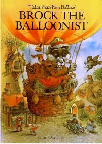 Cover of Brock the Balloonist