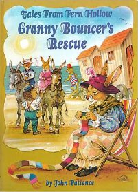 Cover of Granny Bouncer's Rescue