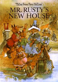 Cover of Mr Rusty's New House