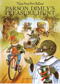 Cover of Parson Dimly's Treasure Hunt