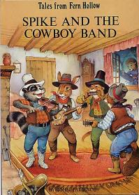 Cover of Spike and the Cowboy Band