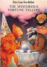 Cover of The Mysterious Fortune Tellers