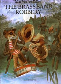 Cover of The Brass Band Robbery