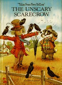 Cover of The Unscary Scarecrow