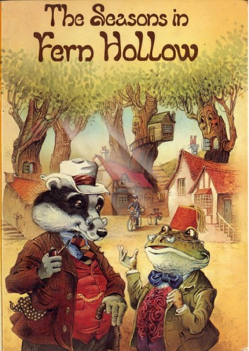 Cover of The Seasons in Fern Hollow